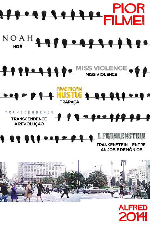 ALFRED 2014 (1) - PIOR FILME